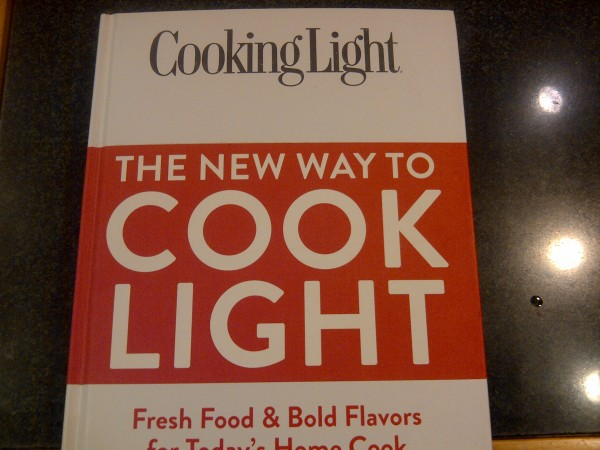 Book - The New Way to Cook Light