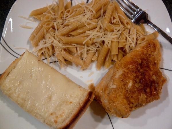 Chicken Piccata - Plated