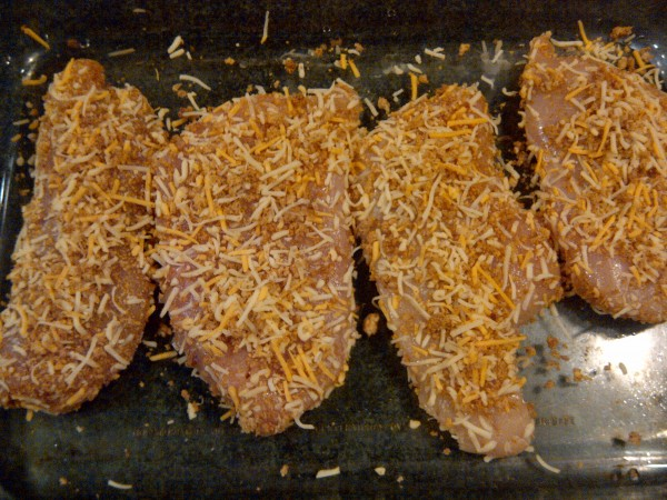 Cheddar Jack & Bacon Chicken - Ready to Bake