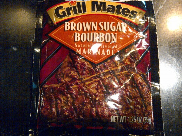 Brown Sugar Bourbon Marinade